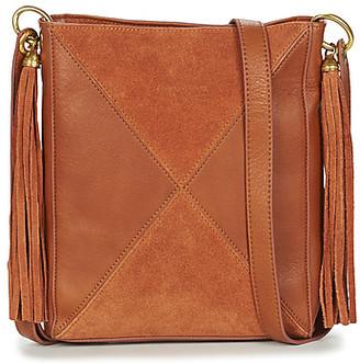 Sabrina NANCY women's Shoulder Bag in Brown