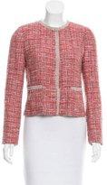 Dolce & Gabbana Long Sleeve Tweed Jacket