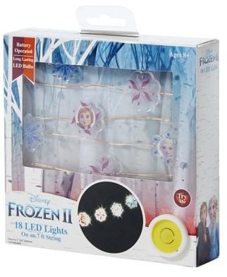 Disney Frozen 2 Acrylic String Lights- Anna and Elsa