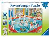 Ravensburger Martial Arts Class - 100pc Puzzle