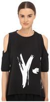 Yohji Yamamoto Graphic Tee Women's T Shirt