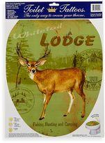 Bed Bath & Beyond Toilet Tattoos® Deer Lodge in Elongated
