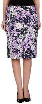 Diana Gallesi Knee length skirts