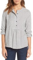 Madewell Women's Market Popover Shirt