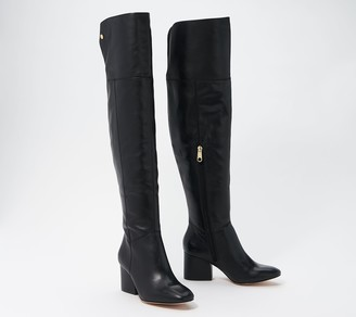 Louise et Cie Leather Tall- Shaft Boots - Vayna