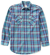 Pendleton Beach Shack Plaid Twill Woven Shirt