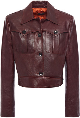 Magda Butrym Leather Jacket