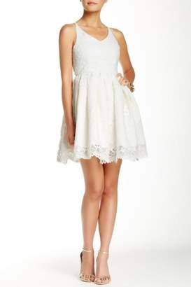 Gracia Lace Babydoll Dress