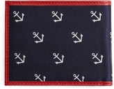Brooks Brothers Anchor Repp Wallet