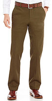 Murano Dublin Collection Alex Modern Slim Fit Flat-Front Pants