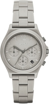 DKNY Parsons Grey Ceramic Chronograph Watch