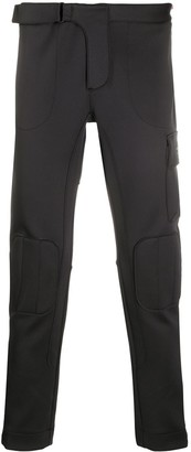 Off-White Scuba slim-fit trousers