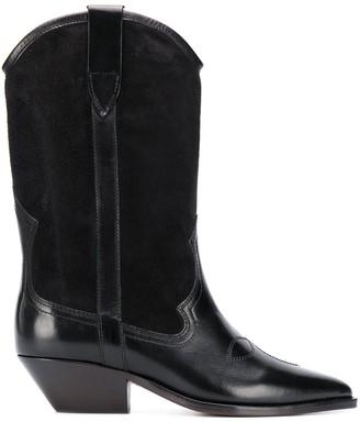 Isabel Marant Dandrea cowboy boots