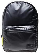 New Mens Diesel Black Discover Polyester Backpack Backpacks