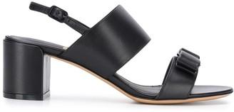 Salvatore Ferragamo Vara bow sandals