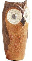 Pier 1 Imports Terracotta Owl
