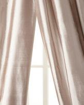 "Amity Home Radiance Silk Curtain, 108""L"