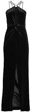 Parker Black Women's Kiera Ring Halter Gown