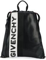 Givenchy MC3 drawstring backpack