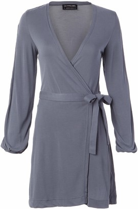 The Fifth Label Women's Lyrical Long Sleeve Wrap Dress