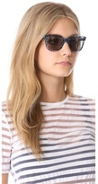Cat Eye Sheriff&Cherry Tritone Wild Cat Sunglasses