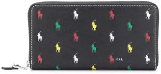 Polo Ralph Lauren Pony Zip wallet