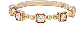 Diana M Fine Jewelry 14K 0.27 Ct. Tw. Diamond Ring