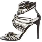 Derek Lam Colorblock Multistrap Sandals