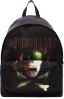 Givenchy Black Skull Backpack