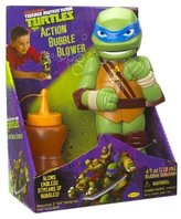 Little Kids Teenage Mutant Ninja Turtles Action Bubble Blowers - Colors/Styles May Vary