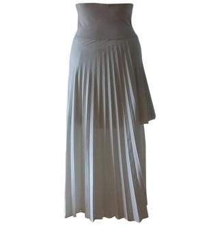 Brunello Cucinelli Ecru Skirt for Women