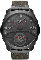 Diesel Men&s Machinus Analog-Quartz Watch