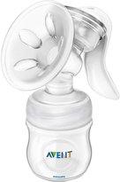 Avent Naturally BPA Free Comfort Breast Pump - Manual