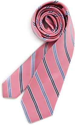 Michael Kors Oxford Multi Stripe Tie