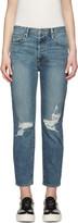 Frame Indigo Le Original Jeans