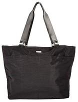 Baggallini Carryall Tote (Black/Charcoal) Tote Handbags