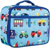 Wildkin Lunch Box - Train, Planes & Trucks - One Size