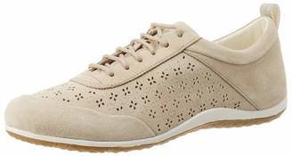 Geox Girl's D Vega B Low-Top Sneakers