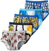 Lego Boys 4-8 The Movie 5-Pack Briefs