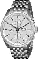 Oris Men's 01 674 7644 4051 07 8 22 80 Chonograph Dial Watch