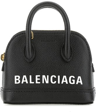 Balenciaga Ville Mini Top Handle Tote Bag