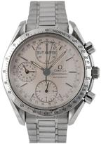 OMEGA Omega Preowned Speedmaster Triple Calendar. Silver Dial.Ref: 3521.3 Mens Watch