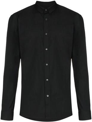 Balmain Long-Sleeve Buttoned Shirt