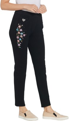 Factory Quacker DreamJeannes Regular Pull-On Slim Leg Pants