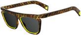 Fendi Rectangle Optyl Sunglasses