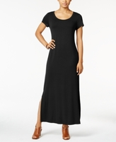 Style&Co. Style & Co Style & Co Petite Scoop-Neck Maxi Dress, Created for Macy's