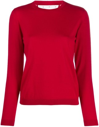 RED Valentino Lightweight Knitted Jumper