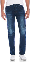 G Star Dark Aged 3D Low-Rise Tapered Jeans
