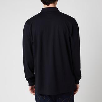 Tommy Hilfiger Men's Regular Long Sleeve Polo Shirt