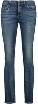 Simon Miller Comal cropped distressed boyfriend jeans